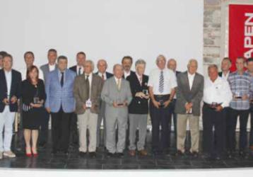 Les Activités organisées par la Chambre des Architectures d'İzmir à l'occasion de la Semaine des Architectes ont été réalisées sous le parrainage de Pimapen.