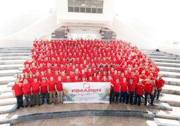 Les distributeurs Pimapen se sont réunis à Antalya Belek. Les distributeurs Pimapen se sont réunis à Antalya Belek